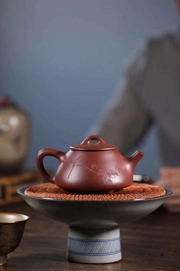 JingZhou Stone Gourd Ladle Pot