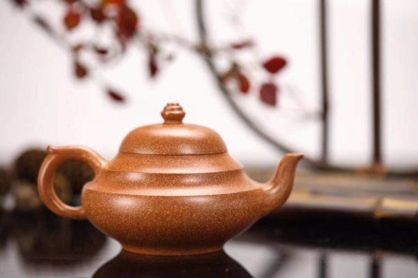 Bu Bu Gao Sheng Teapot