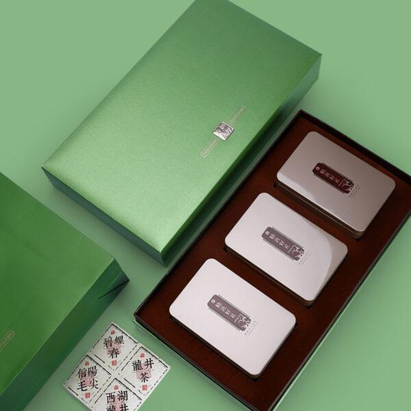 Top Grade Excellent Longjing Tea (1 Green Box)